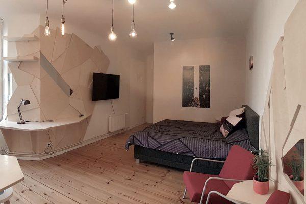 Living room-wide angle